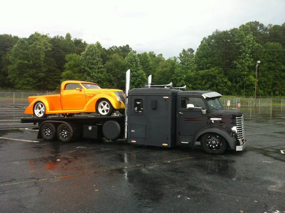 semi rod hauler truckz voiture v hicules et vieux camions. Black Bedroom Furniture Sets. Home Design Ideas