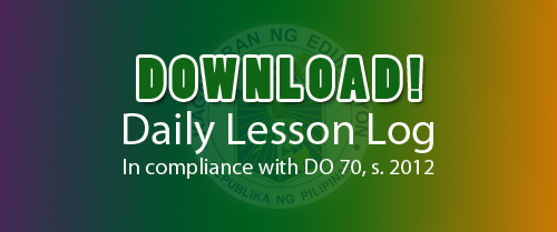 Download Ready Made Daily Lesson Log Dll Or Daily Lesson