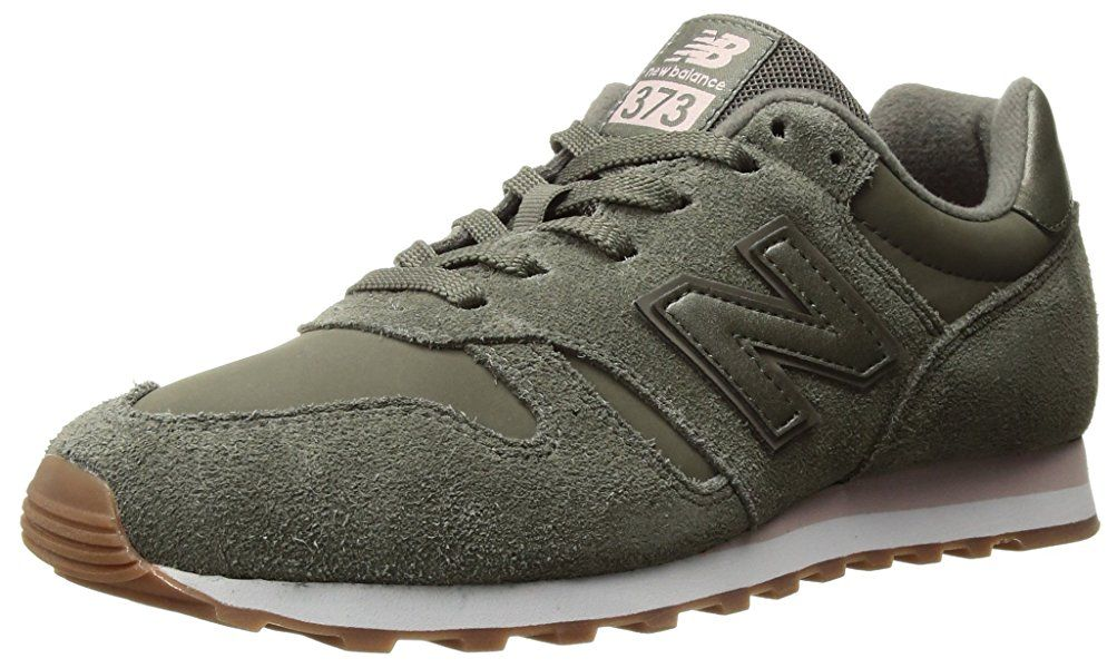 New Balance, Damen Sneaker, Braun (Light Khaki/WL373KPS ...
