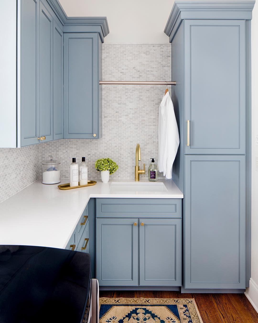 Benjamin moore van courtland blue cabinet paint colors pinterest