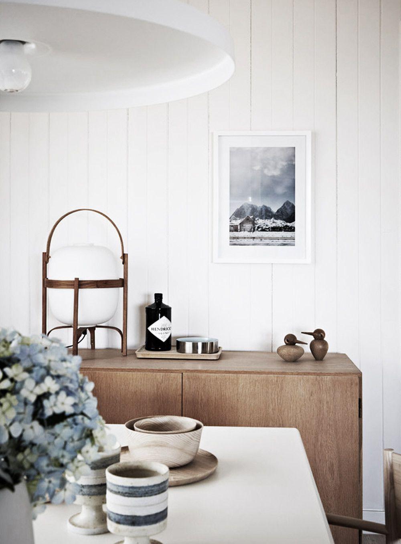The , Log, Cabin, House, Home, Simone , Haag, white, australian ...