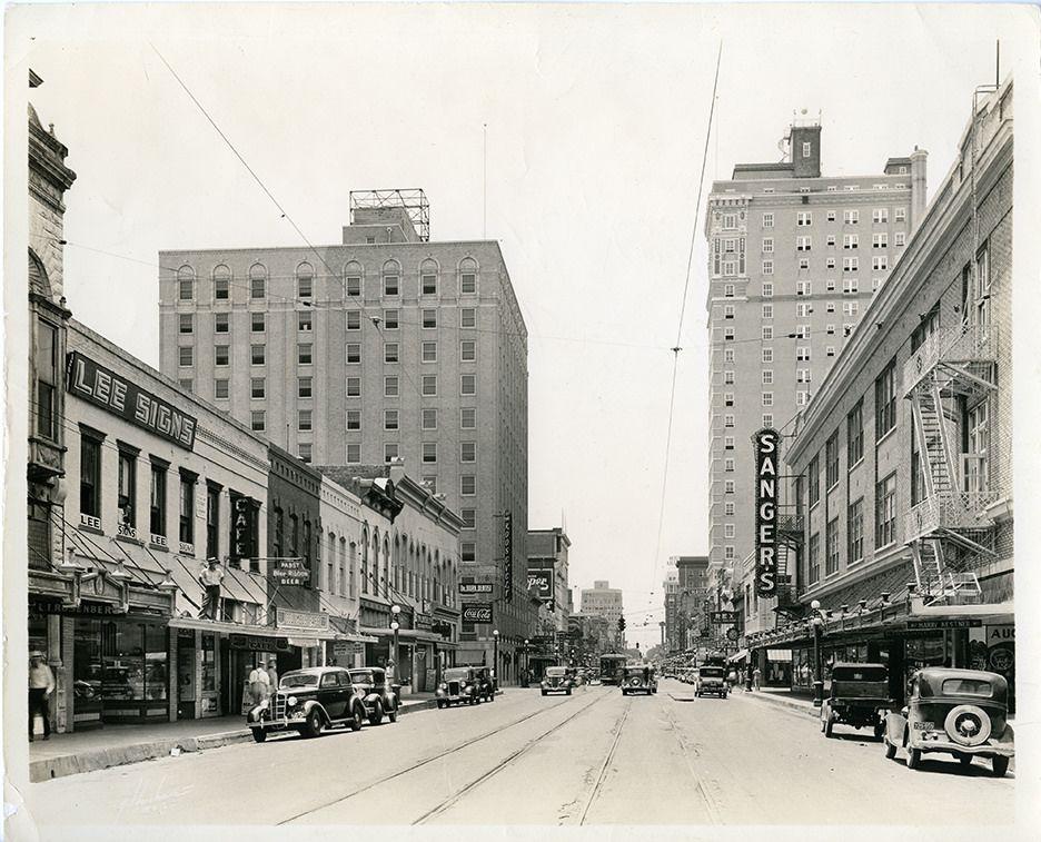 Image Result For Waco Texas 1930s Waco Texas Street View Scenes