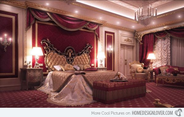 15 Romantic Bedroom Ideas for an Intimate Ambiance Victorian 2- A