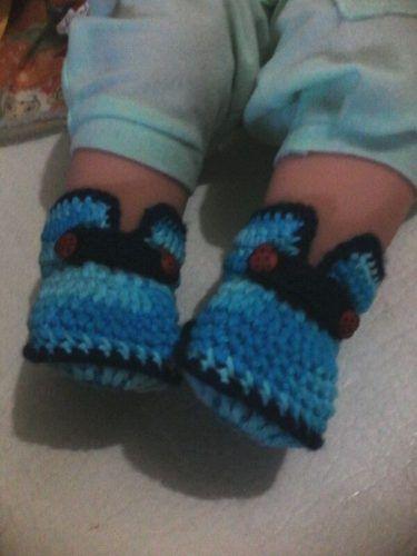 Escarpines zapaticos boticas para bebes tejidos a mano for Zapateras para ninas