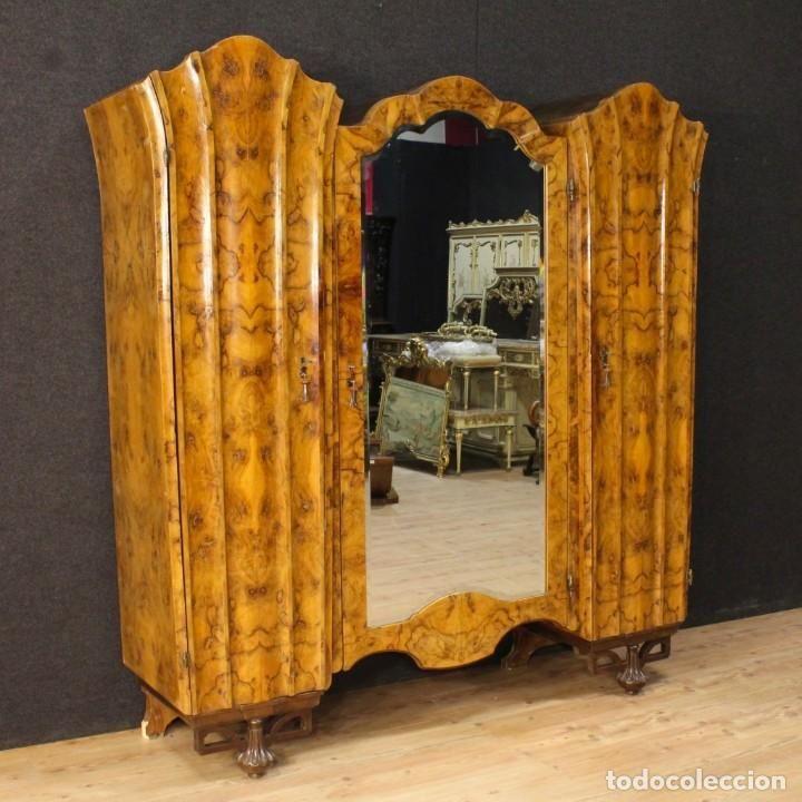 Gran armario italiano de estilo art déco - Foto 1 | Muebles ...