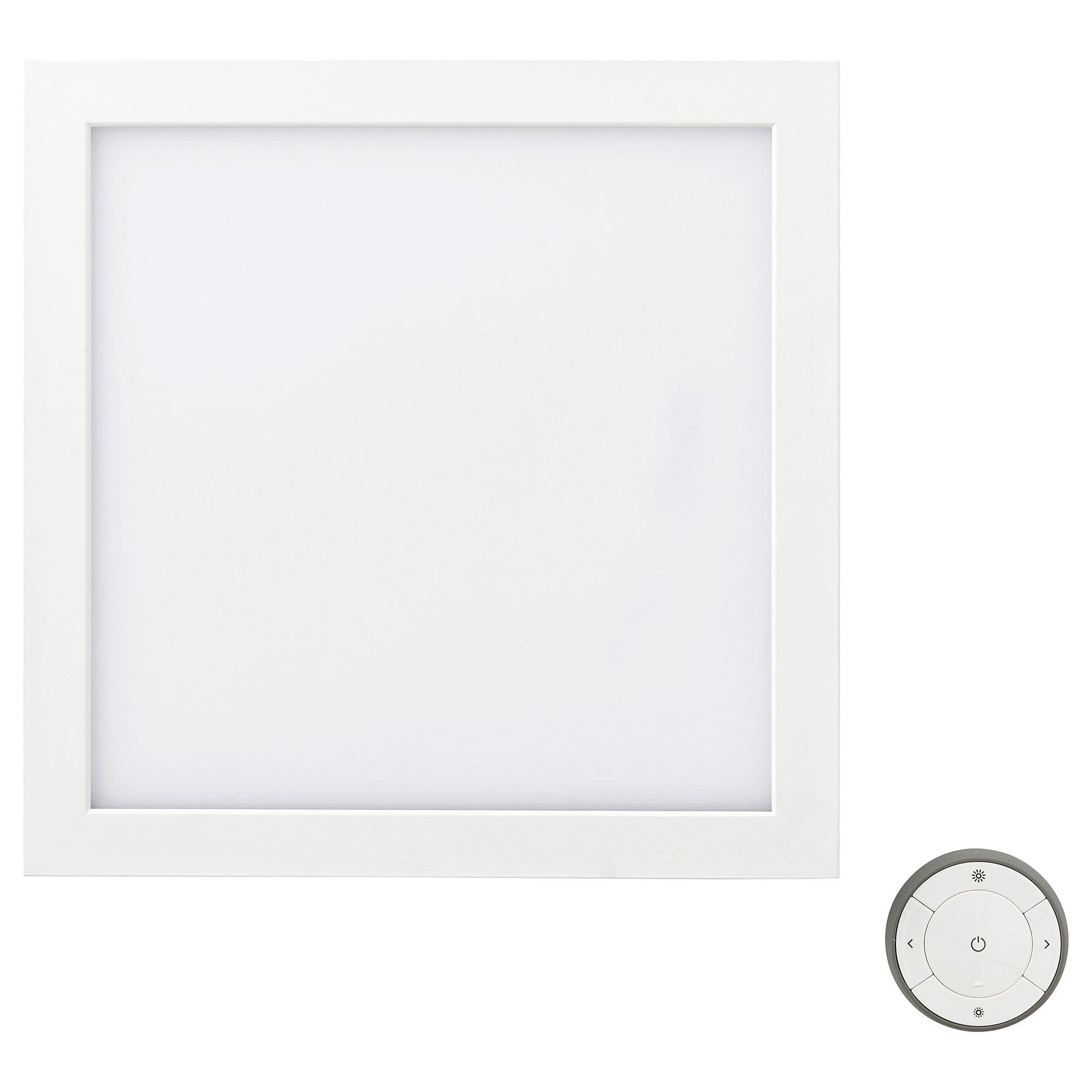 Floalt Led Light Panel W Wireless Control Dimmable White Spectrum