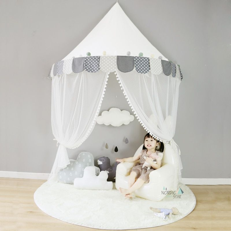 Cheap Kids Teepee Tents Buy Quality Tent Children Directly From China Teepee Tent Suppliers Kids Teepee Tents Chil Crib Tent Kids Teepee Tent Baby Room Decor