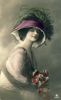 The Sum Of All Crafts: image collection-women (hats)