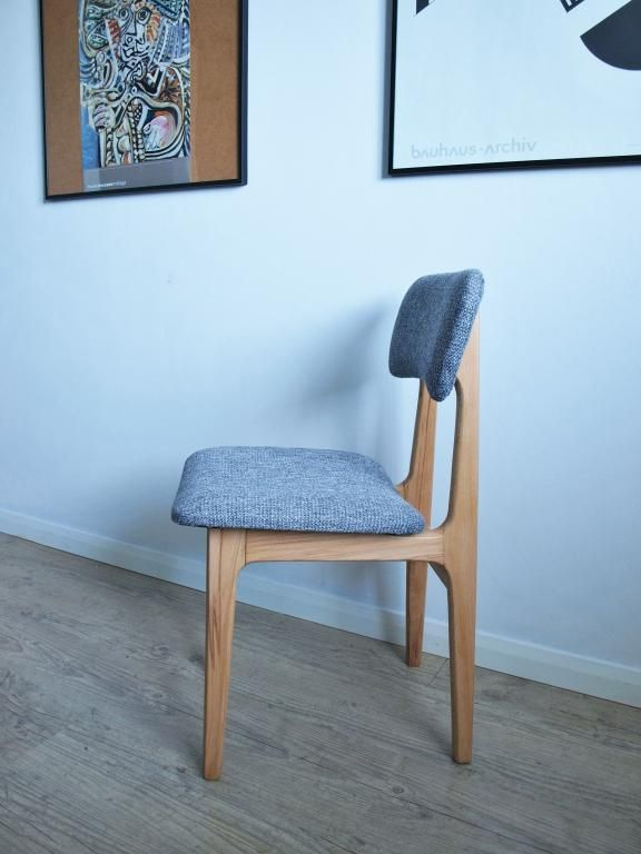Krzeslo R T Halas Design Lata 60 Prl Renowacja 5588705471 Oficjalne Archiwum Allegro Furniture Interior Home Decor