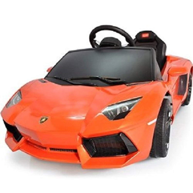 Licensed aventador ride on car kids electric