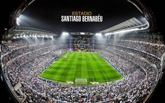 Fondo Escritorio Estadio Santiago Bernabeu 360º. - El fondo de escritorio  perfecto está aquí. eae81ee4b9816