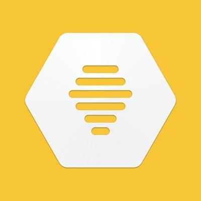 Image result for bumble app icon""