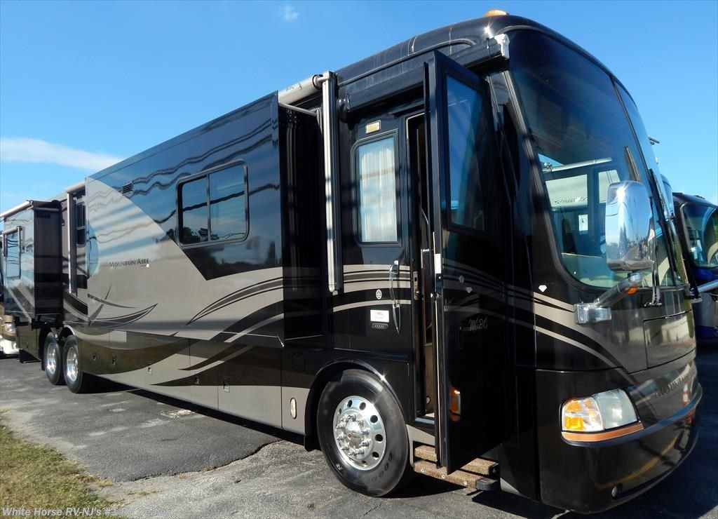 2006 Newmar Mountain Aire 4304 King Bed Quad Slide Tag