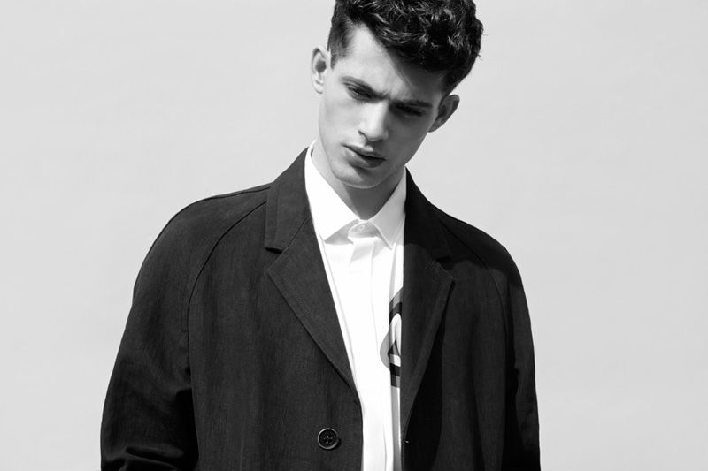 Jamie Wise by Giorgio Codazzi for Essential Homme