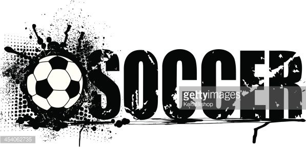 Soccer Ball Grunge Graphic With The Word Soccer Check Out My Graphic Soccer Sports Art