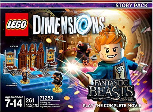 Fantastic Beasts Story Pack Lego Dimensions Warner Home Https Www Dp B01ig33o5k R Lego Dimensions Fantastic Beasts Fantastic Beasts And Where