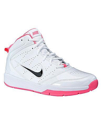 Girls Basketball Shoes   Nike Girls Team Hustle Basketball Shoes