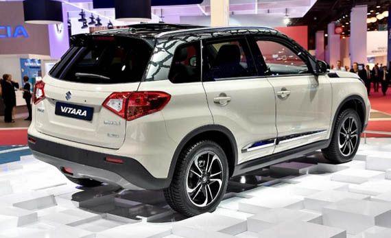 Maruti Suzuki Launches Compact Suv Vitara Brezza Suzuki Cars