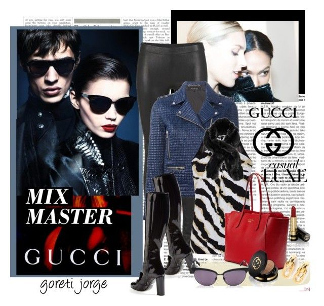 """♢ Gucci No.2 ♢"" by goreti ❤ liked on Polyvore"