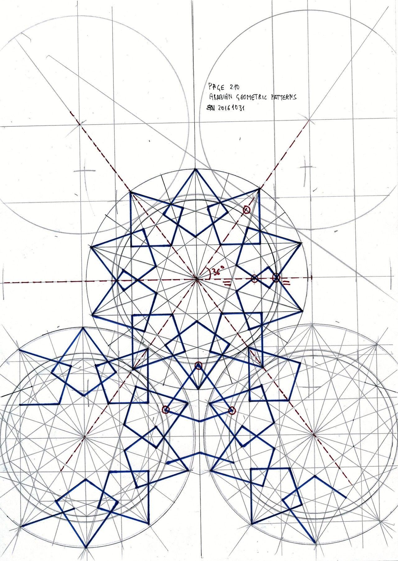 Regolo Islamic Geometric Patterns Islamic Patterns Geometric Patterns Drawing Geometric