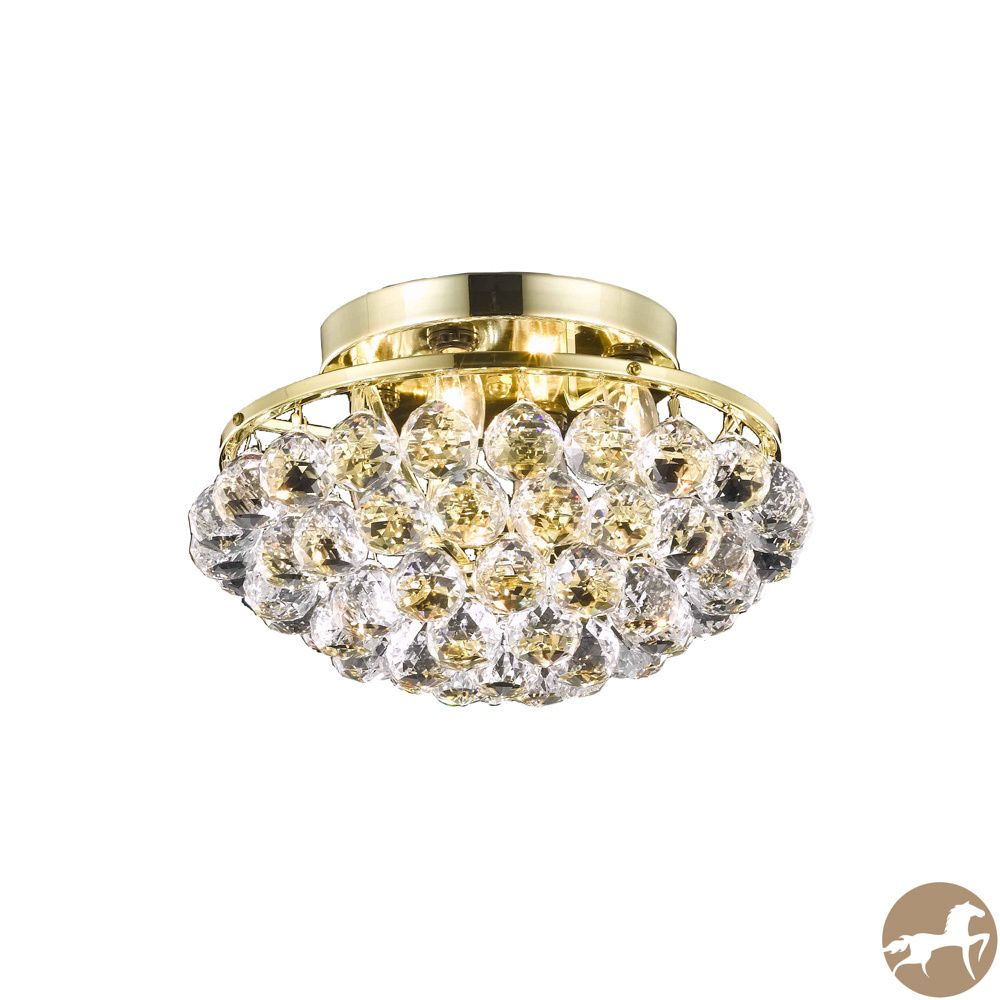 Christopher Knight Home Gold 4-Light Chandelier - Overstock™ Shopping - Great Deals on Christopher Knight Home Chandeliers & Pendants