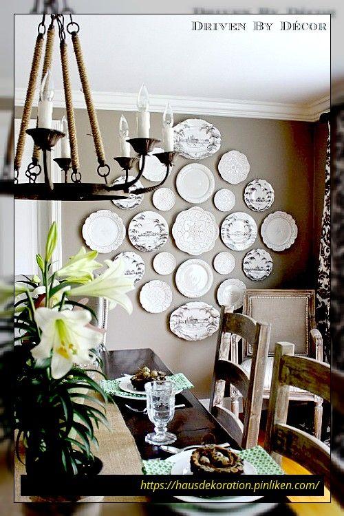 Beste Ideen für die Wanddekoration in der Küche DIY Home