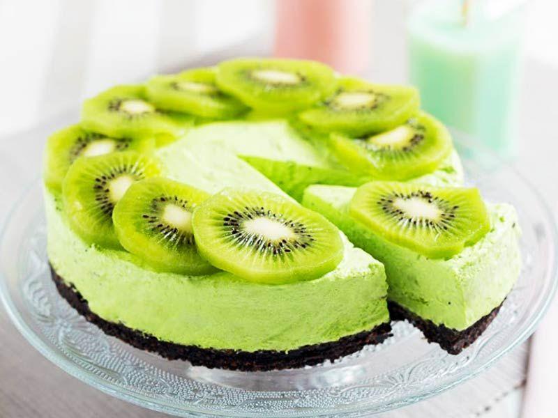 Cheesecake al Kiwi | Ricette Estive ☀️ | Pinterest | Kiwi ...