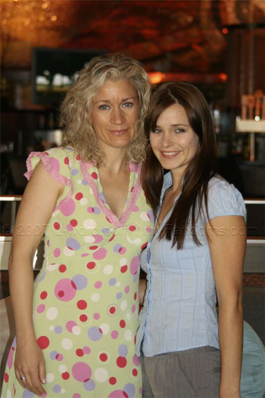 Diane Gaidry and Erin Kelly
