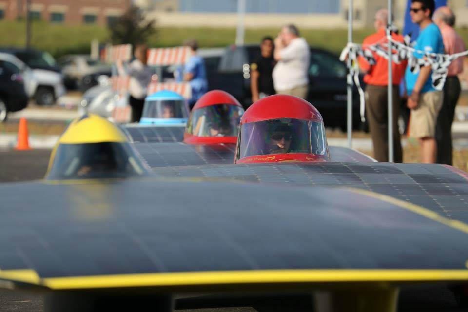 Pin by Cathy Larson on Solar Car Solar powered cars
