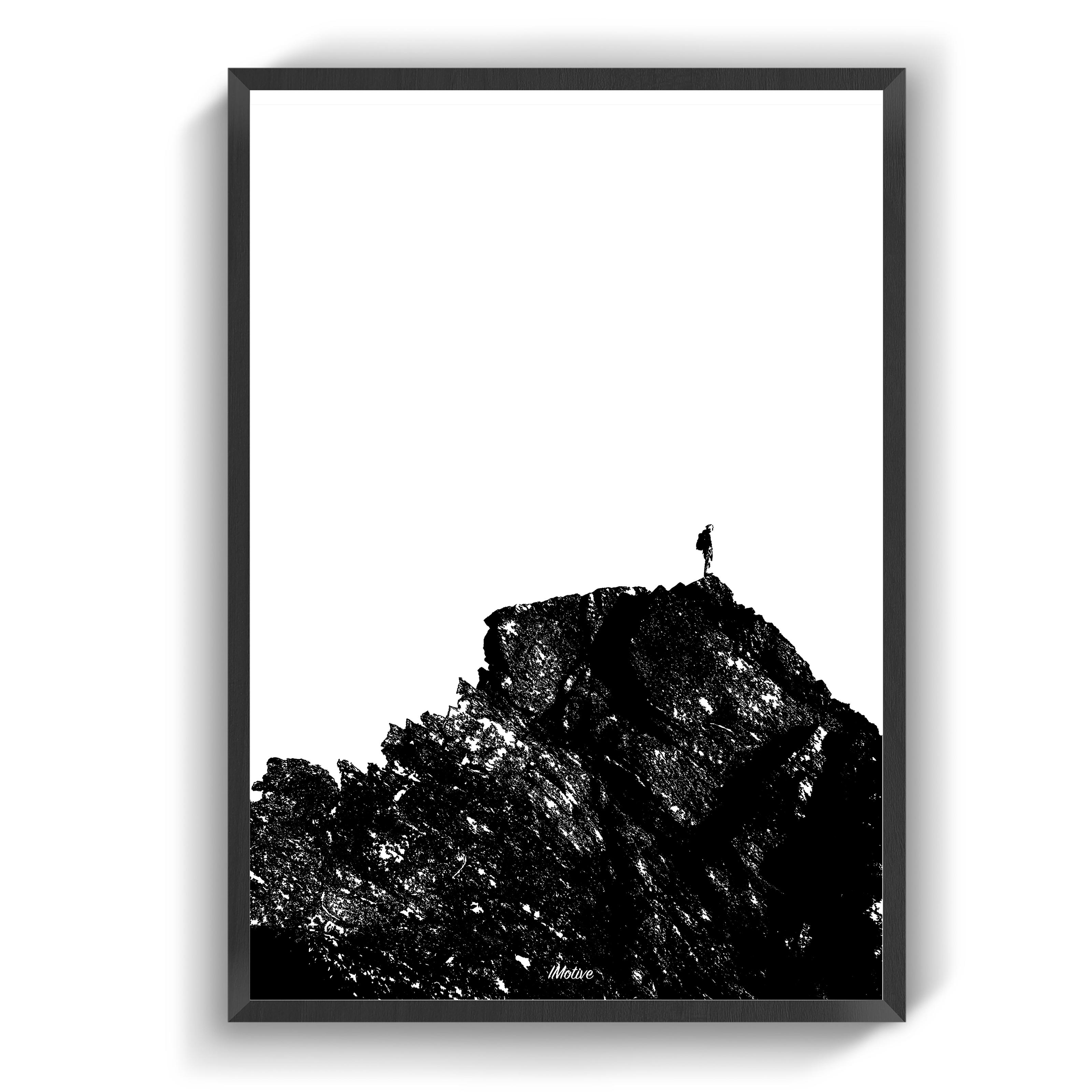 Plakater Bjergbestiger Fotokunst Plakater Billeder