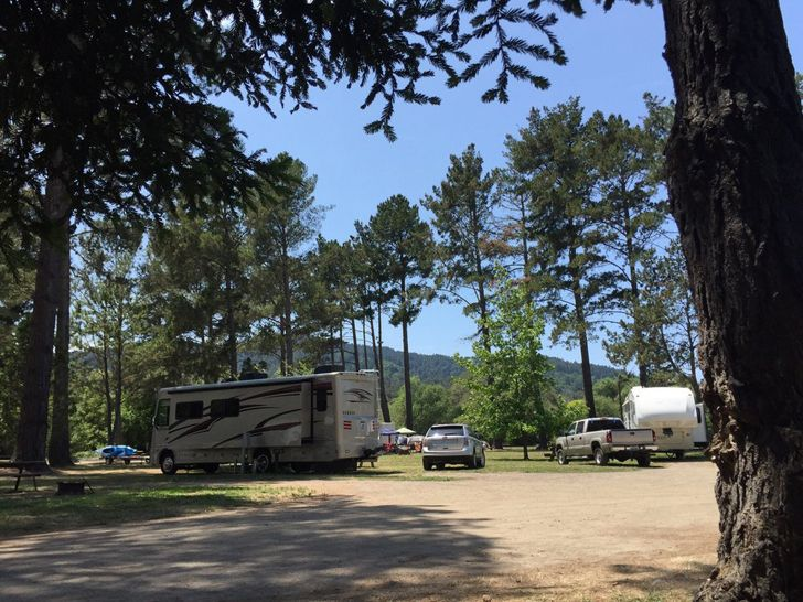 10 Of The Best Rv Parks In Northern California Rv Parks Rv Parks And Campgrounds Best Rv Parks