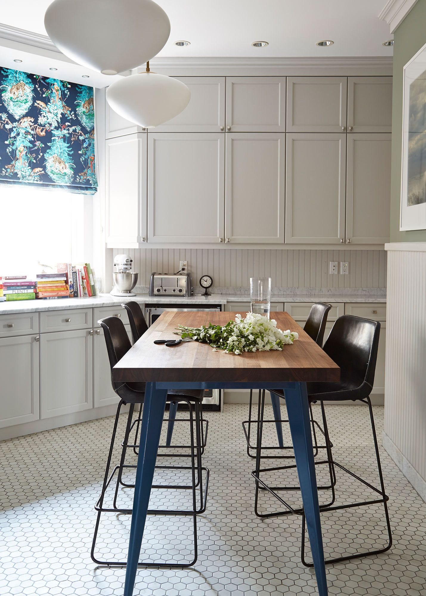 A Sophisticated New York City Family Home Modern Kitchen Design Kitchen Design Kitchen Interior