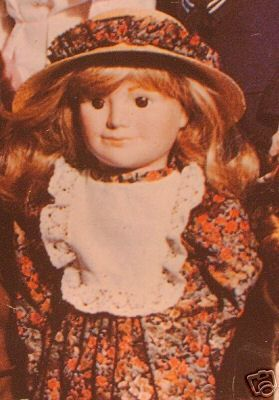 Arlesford doll. 1980