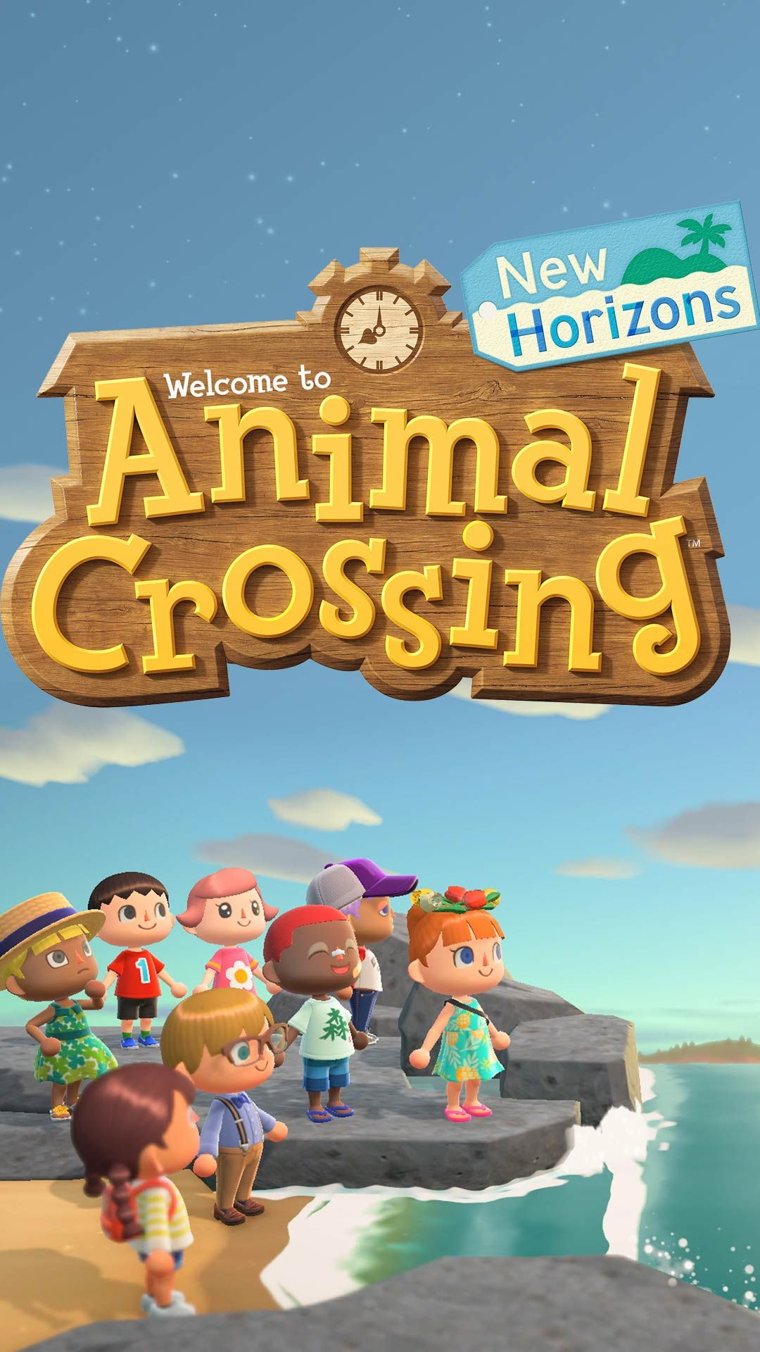 Animal Crossing New Horizons Is The Most Expected Social Life Simulation Game Get Some Hd Images T In 2020 Android Wallpaper Art Animal Crossing Hd Phone Backgrounds