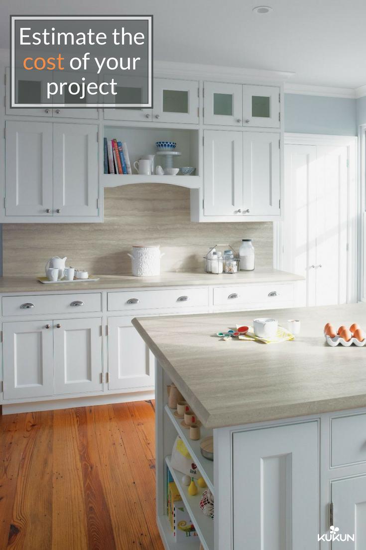Cracked Tiles Peeling Countertops And Broken Cabinet Doors Are