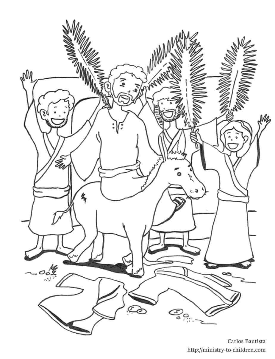 Palm Sunday Coloring Pages Pdfdownload Palm Sunday Coloring Pages Word Docdownload Jesus On Palm Sunday Color Palm Sunday Crafts Palm Sunday Lesson Palm Sunday