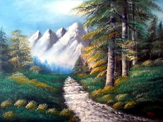 لوحات رسم فنية جميلة بسيطة تشكيلية بالرصاص Art Painting Blog Posts