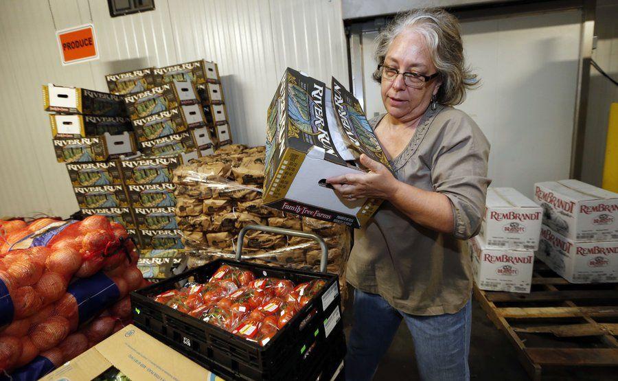 Community food bank feeds oklahomas hungry food hungry