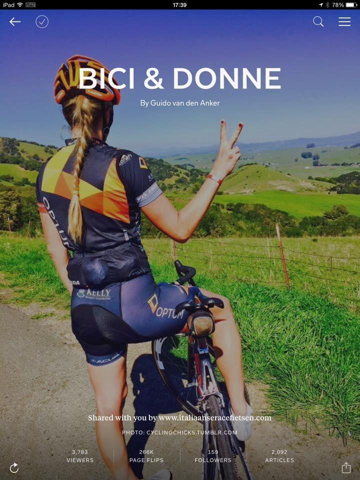 More Bici & Donne: flip.it/NL3gt
