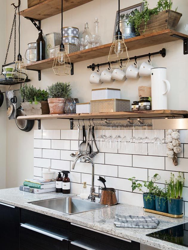 6 Amazing And Easy Storage Ideas For Kitchen   Decor Manager Part 39