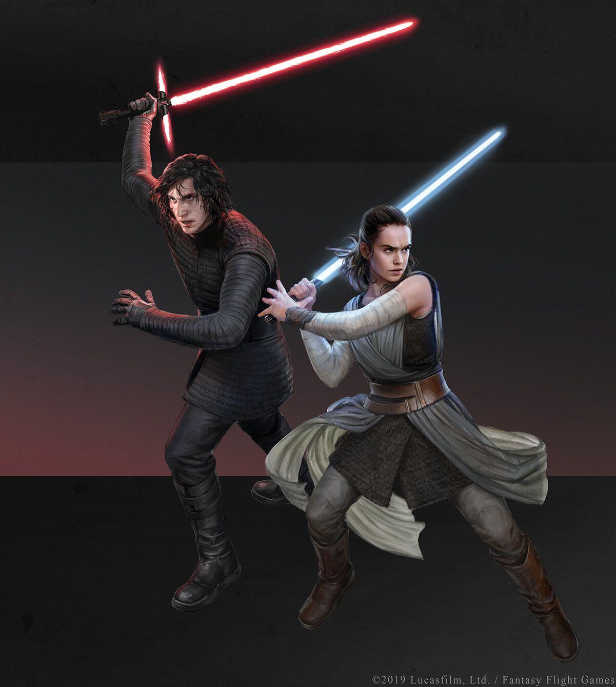 Image result for star wars destiny card art
