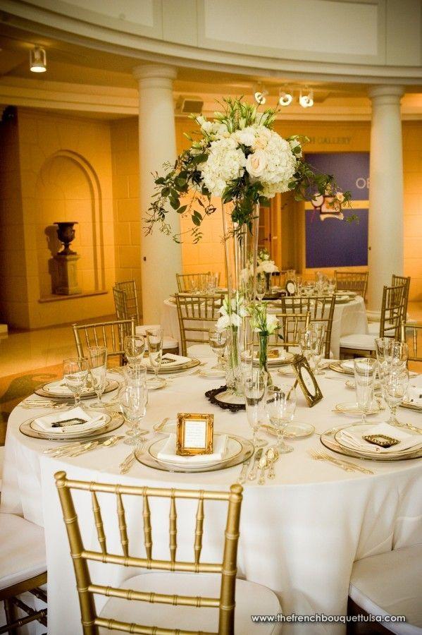 wedding flower arrangements centerpieces | ... wedding & event florals » Tall Centerpieces and Floral Arrangements