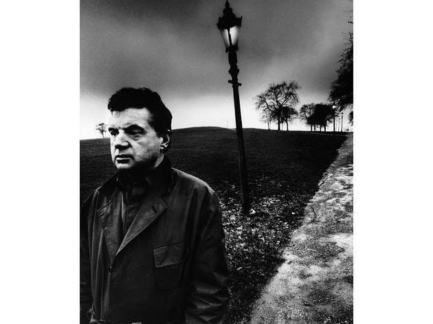 Bill Brandt: Francis Bacon, 1963