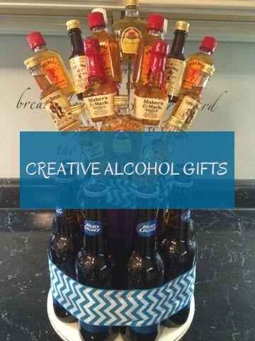 Creative Alcohol Gifts Kreative Alkoholgeschenke