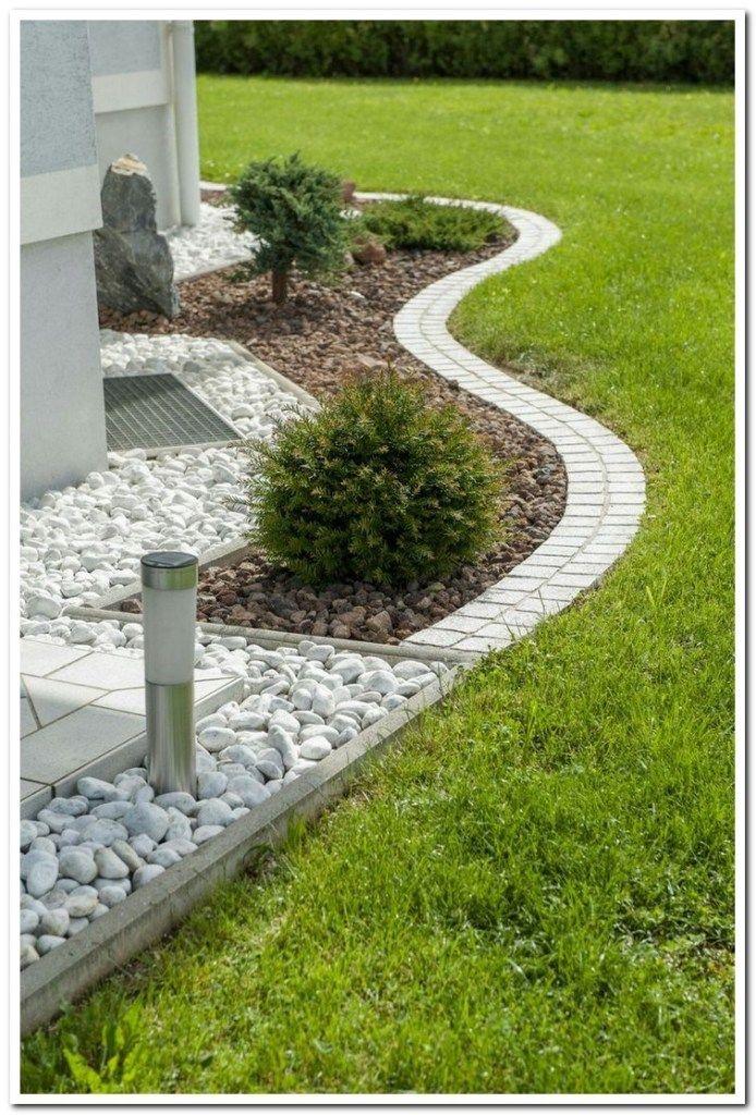 Photo of 44 magical side yard and backyard gravel garden design ideas 5 ⋆ aegisfilmsales.com