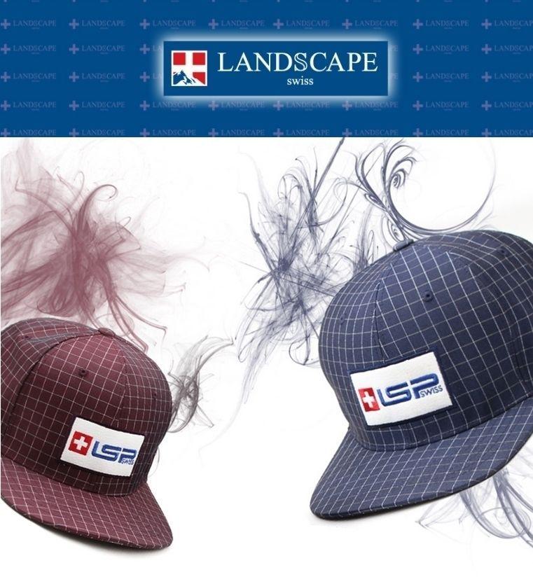 SNAPBACK LSP landscape swiss check pattern outdoor snapbacks hat baseball  cap  Landscapeswiss  snapback d20922c650b9