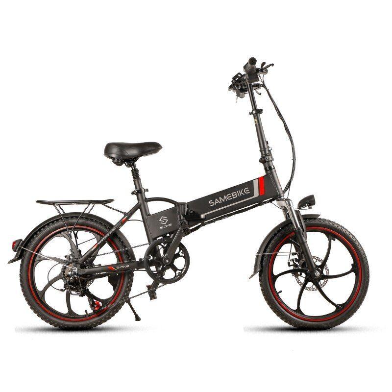 Samebike 92 *38 *70 Cm Foldable Electric Bicycle Electric Bike 20