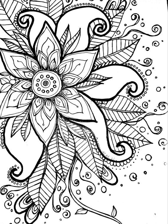 Items similar to Coloring pages on Etsy