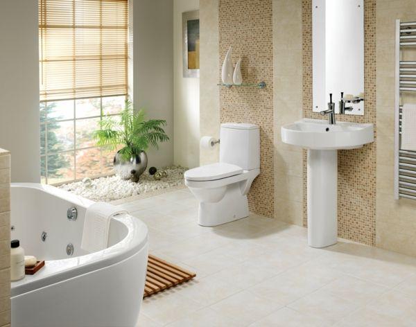 Badezimmer Pflanzen ~ Fliesengestaltung badezimmer schön frisch ar pelz
