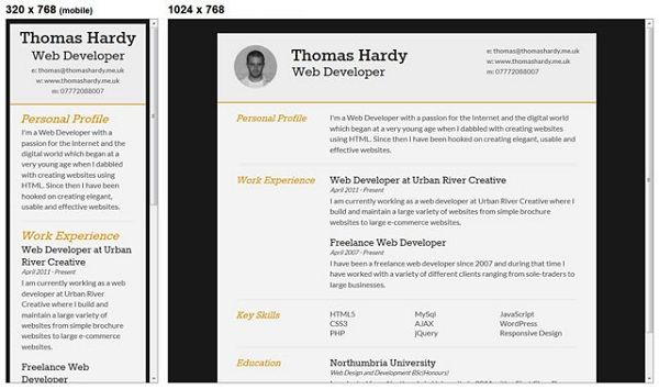 10 free responsive css  u0026 html templates that you shouldn u0026 39 t
